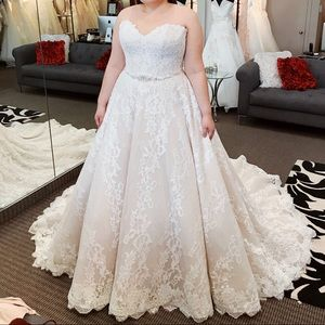 Sottero and Midgley Rickie wedding ball gown
